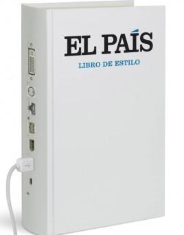 Libro de estilo de El País.
